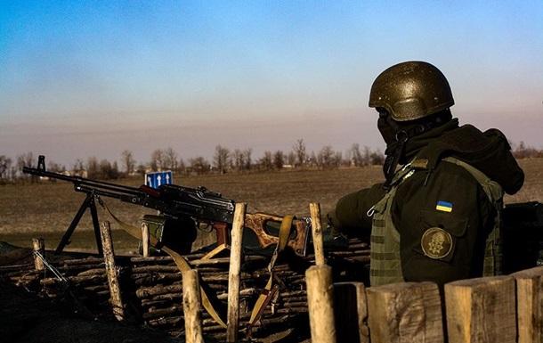 На Донбассе за день семь обстрелов, у ВСУ потери