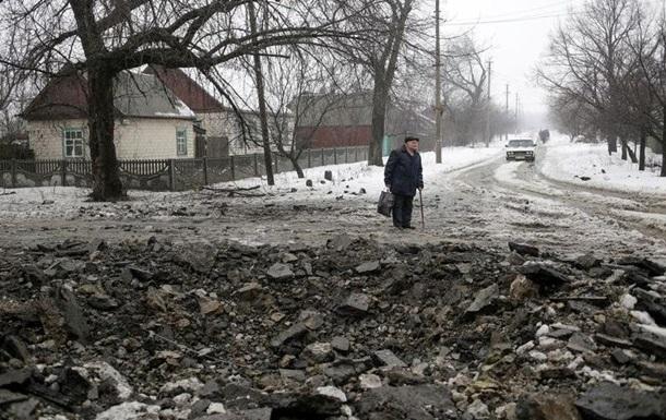 В обстрілі на Донбасі загинув мирний житель