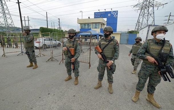В Еквадорі 67 людей загинули у тюремних бунтах