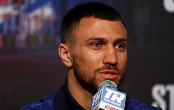 Екс-тренер Руїса: Ломаченко - один з моїх улюблених боксерів