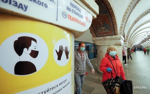 В Киеве за сутки более 500 новых COVID-случаев
