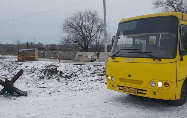 Сепаратисти знову зірвали відкриття КПВВ у Золотому і Щасті
