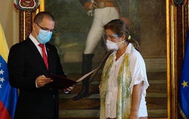 Венесуела оголосила персоною нон ґрата посла ЄС