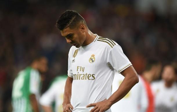 Ключевой хавбек Реала пропустит ответный матч против Аталанты