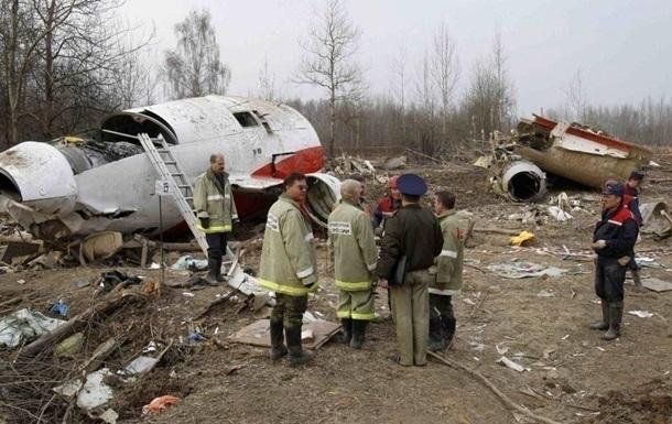 Катастрофа под Смоленском: в Польше утверждают, что самолет взорвали