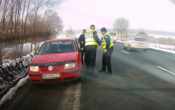 A Volyn resident was born while driving a car