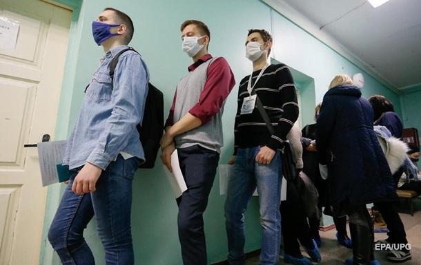 Коронавирус в Киеве 25 февраля 2021