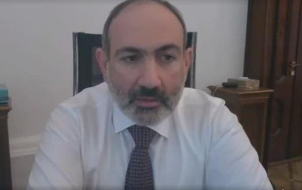 Пашинян звільнив главу Генштабу Вірменії