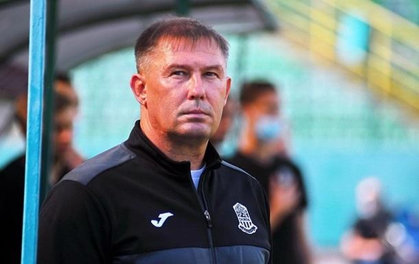 Климовський залишив Олімпік