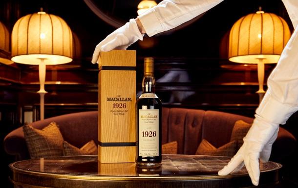 Крупнейшая в мире коллекция виски ушла с молотка за $9,4 млн