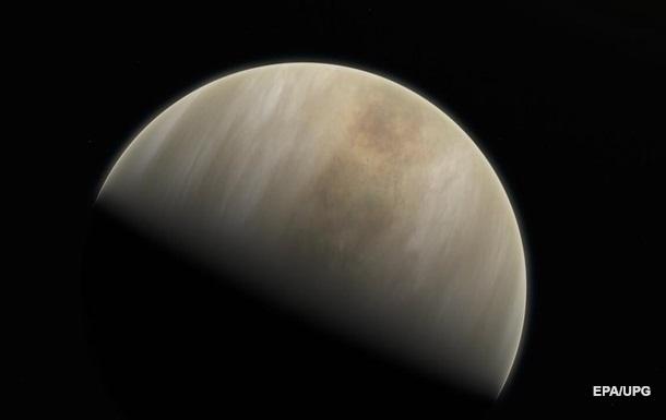 NASA показало унікальне явище на Венері