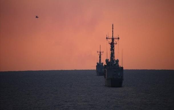 Туреччина проводить військові навчання в Егейському і Середземному морях