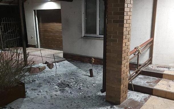 Под Харьковом в двор дома бросили гранату