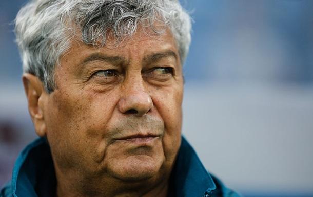 Луческу: Главная цель - поставить Динамо футбол европейского уровня