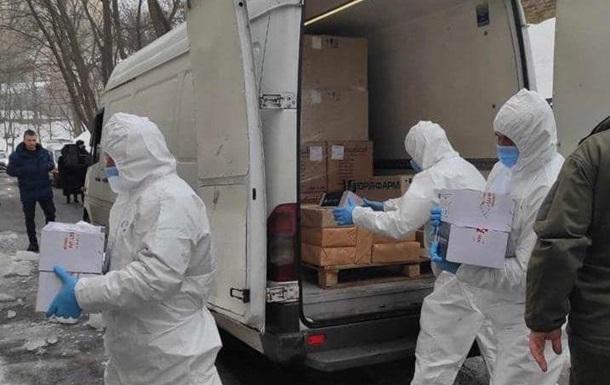 Ляшко: Вакцинация начинается во всех регионах