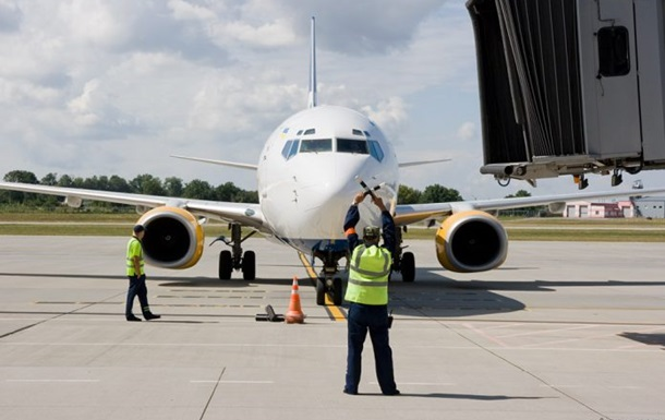 Новая украинская авиакомпания зарегистрировала два самолета