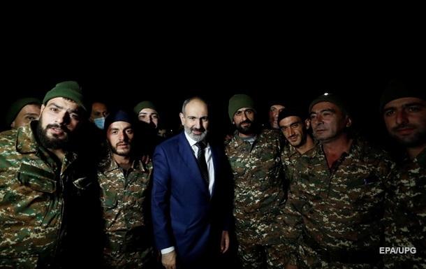 На грани военного переворота. Кризис в Армении