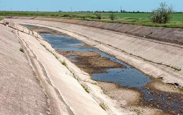 У двох містах Криму воду даватимуть за графіком