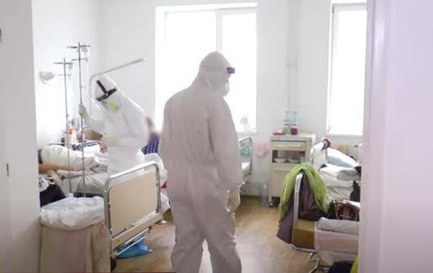 На Закарпатье худшая ситуация с COVID-19 с начала пандемии