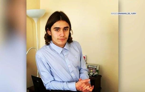 Побитого в Парижі українського підлітка допитали