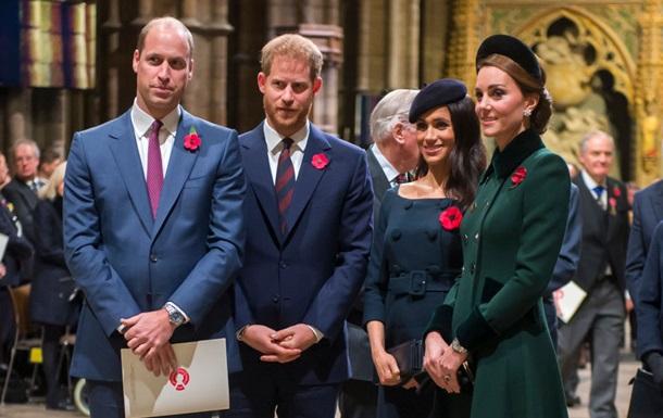 Принц Вільям вражений рішенням брата дати інтерв ю Опрі - ЗМІ