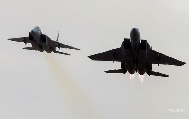 США совершили авиаудар по проиранским боевикам в Сирии