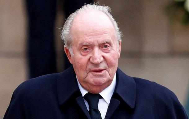 Бывший король Испании заплатил €4 млн налоговой задолженности