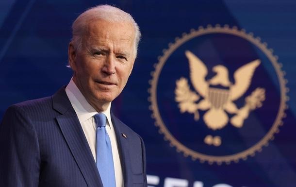 Байден: США никогда не признают Крым российским