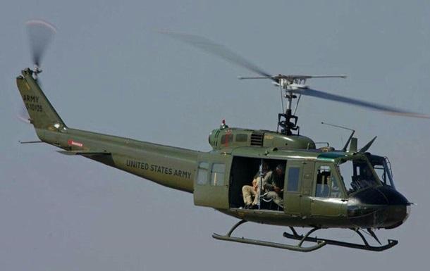 В Одесі збиратимуть американські бойові вертольоти