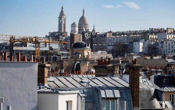 Економіка Франції впала на 8,2% в 2020 році