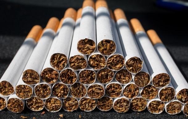 У Раді схвалили збільшення акцизу на тютюнові вироби на 200%