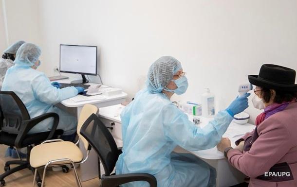 В Украине третий день больше 8000 COVID-больных