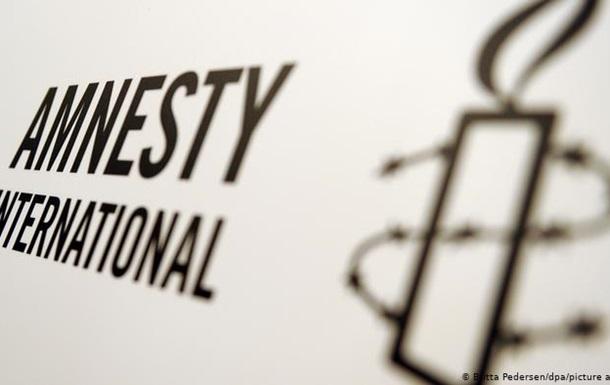 Amnesty International пояснила відмову визнавати Навального в язнем совісті