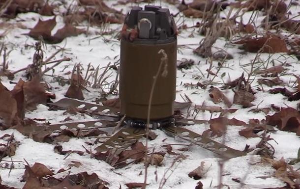 В зоне ООС еще один боец подорвался на мине