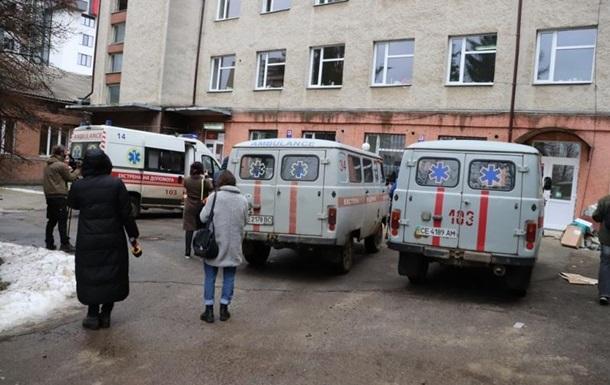 ЧП в больнице Черновцов: подробности о погибшем
