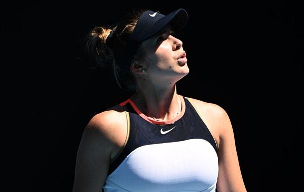 Свитолина посеяна под первым номером на турнире в Дохе