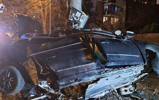 В Польше двое украинцев погибли в ДТП