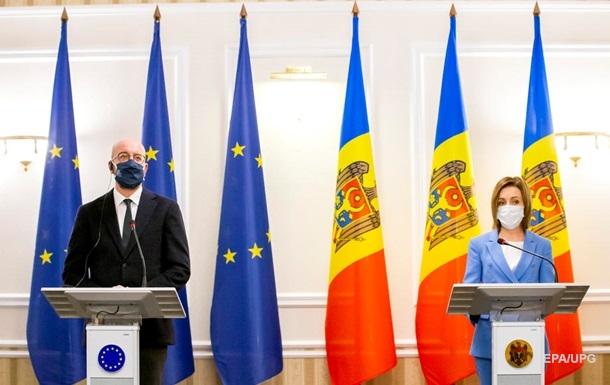 ЄС підтримав розпуск парламенту Молдови