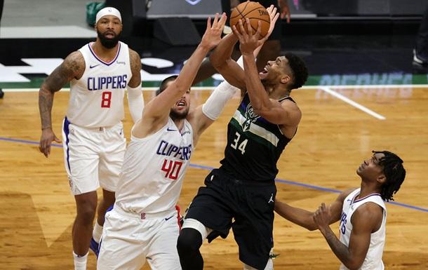 НБА: Милуоки вырвал победу у Клипперс, Вашингтон с Ленем обидно уступил Бостону