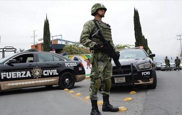 У Мексиці під час нападу бойовиків загинули 11 людей