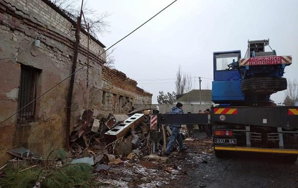 На Николаевщине произошел взрыв на территории школы