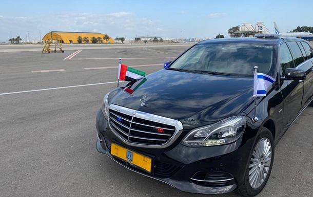 Посол ОАЭ впервые в истории прибыл в Тель-Авив