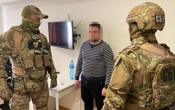 У Києві СБУ затримала ватажків банди