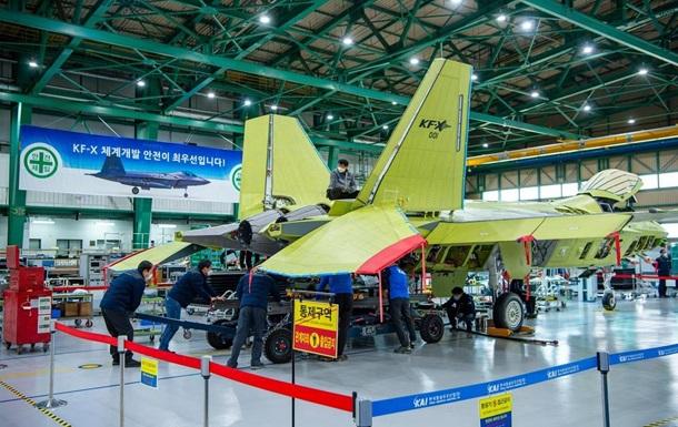 В Корее создают собственный истребитель