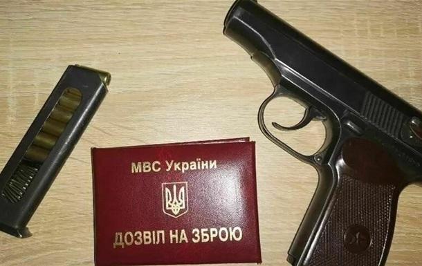 Викрито масштабну схему видачі незаконних дозволів на зброю