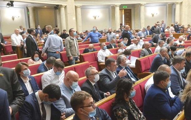 У лютому сім нардепів жодного разу не голосували - КВУ