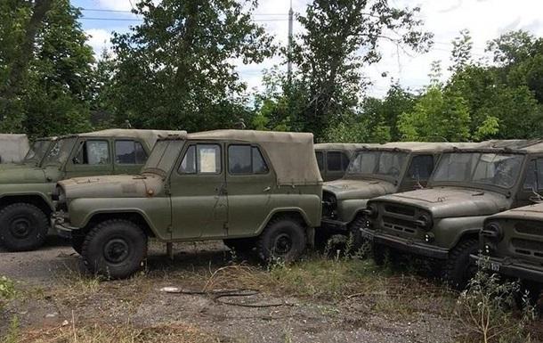Міноборони шукає заміну радянським УАЗам