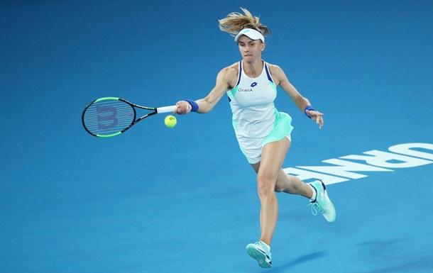 Цуренко уступила в финале квалификации турнира в Дохе