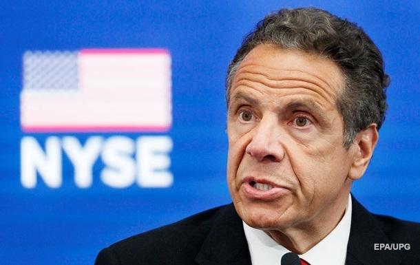 Секс-скандал в Нью-Йорке. В чем винят губернатора