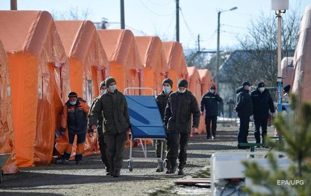 В Україні за добу понад 5000 випадків коронавірусу
